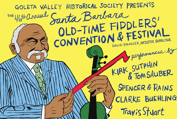 Santa Barbara Old-Time Fiddlers' Festival Sunday | FlatFoot